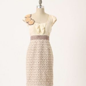 Anthropologie Floreat Dress - Size 12